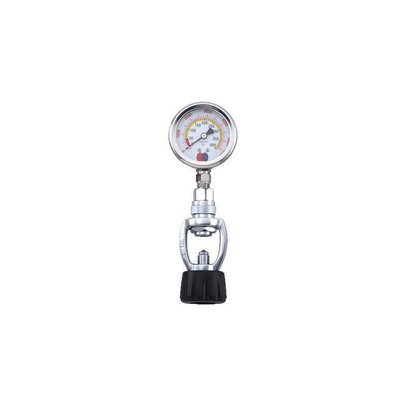 Yoke pressure checker 0-400bar