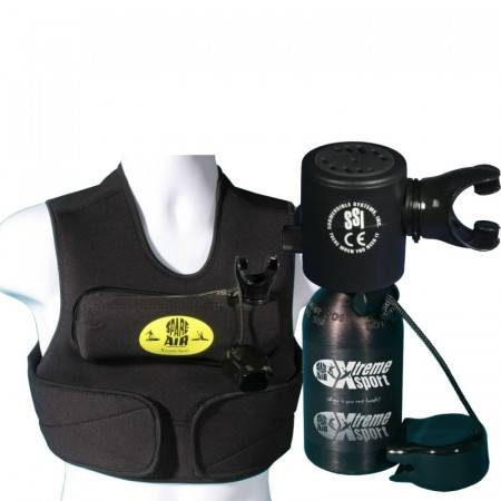 X'TREM SPARE AIR 100 Vest Kit