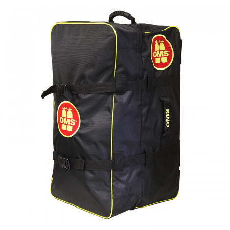 Dive bag with casters...
