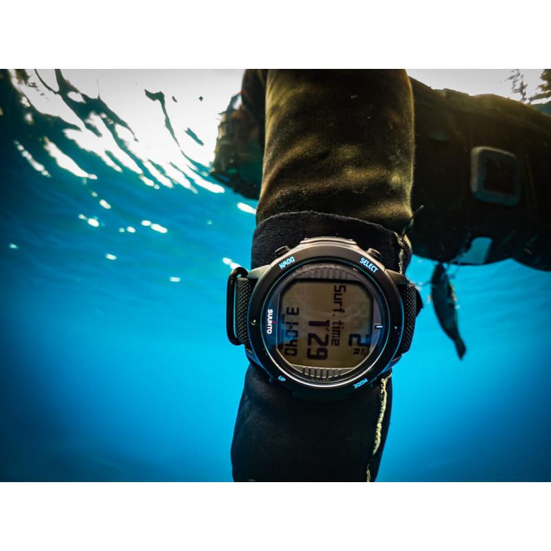 Ordinateur de plongée SUUNTO D6i ZULU