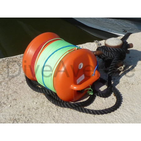 Surface buoy marking for...