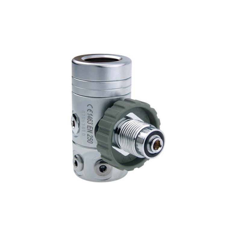 Regulator pack R2 ICE + presure gauge - TECLINE