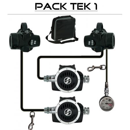 """Pack détendeur """"TEK 1 DIR..."""