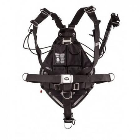 Wing Sidemount SIDE 16 Avenger Kevlar TECLINE