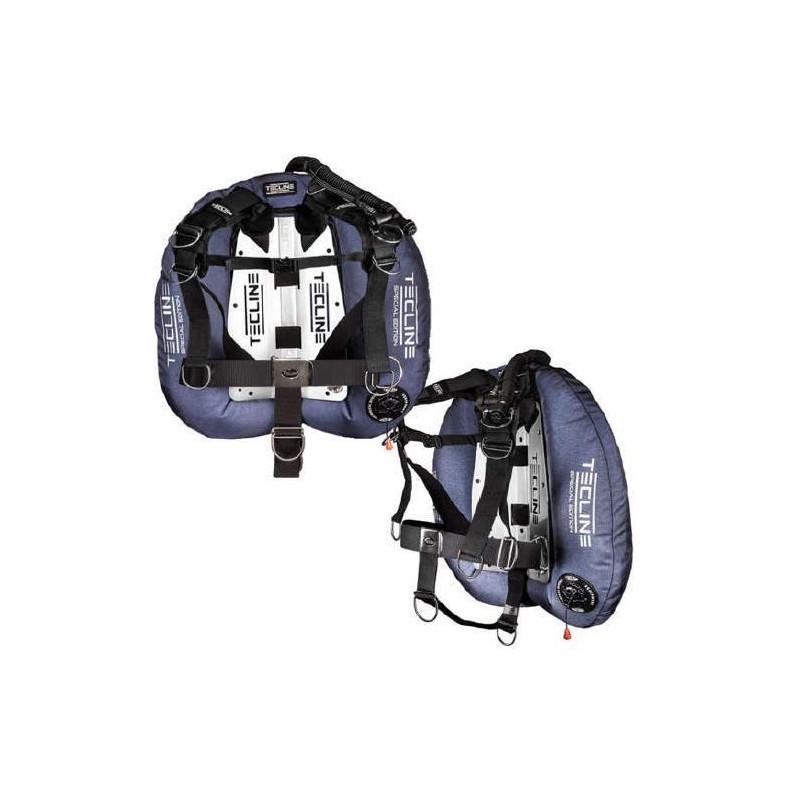 Wing Donut 22 SE TECLINE COMFORT harness
