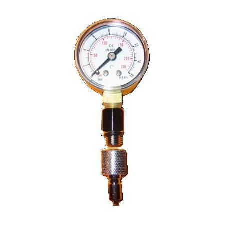 Manomètre moyenne pression