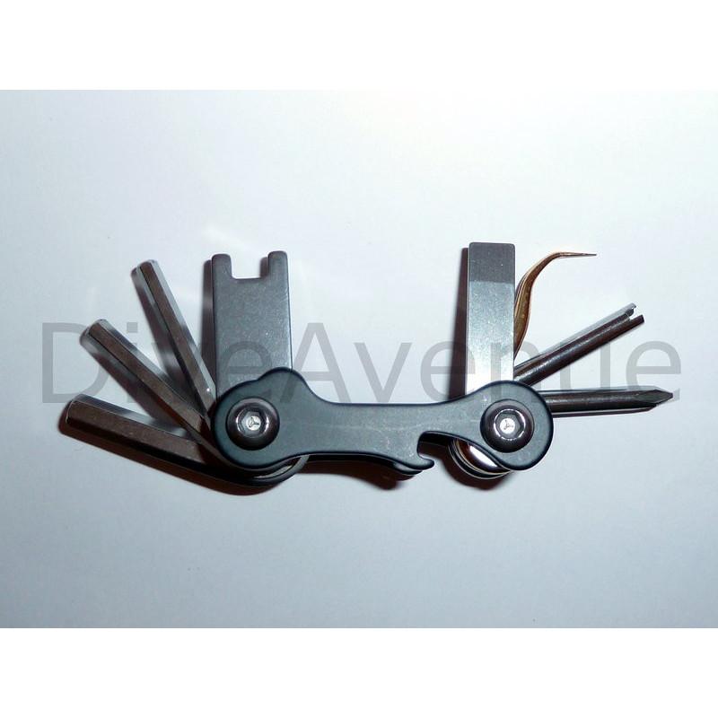 Multi-tool robinetterie détendeur