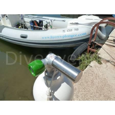 DIN valve removal tool