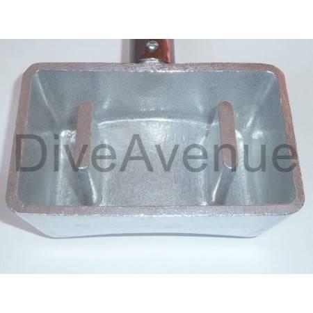 Moule à plomb plongée sous-marine jusqu'à 7kg