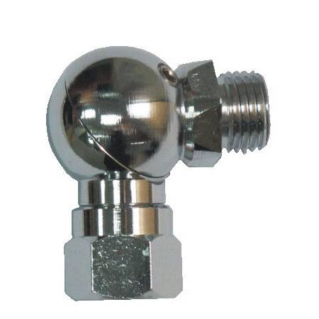 360° swivel for second stage