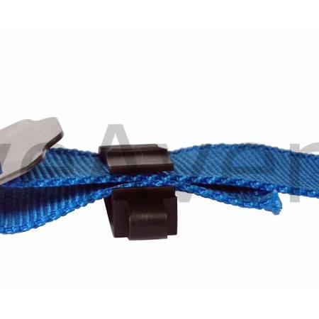 Bloqueur de sangle ou ceinture de plomb avec boucle