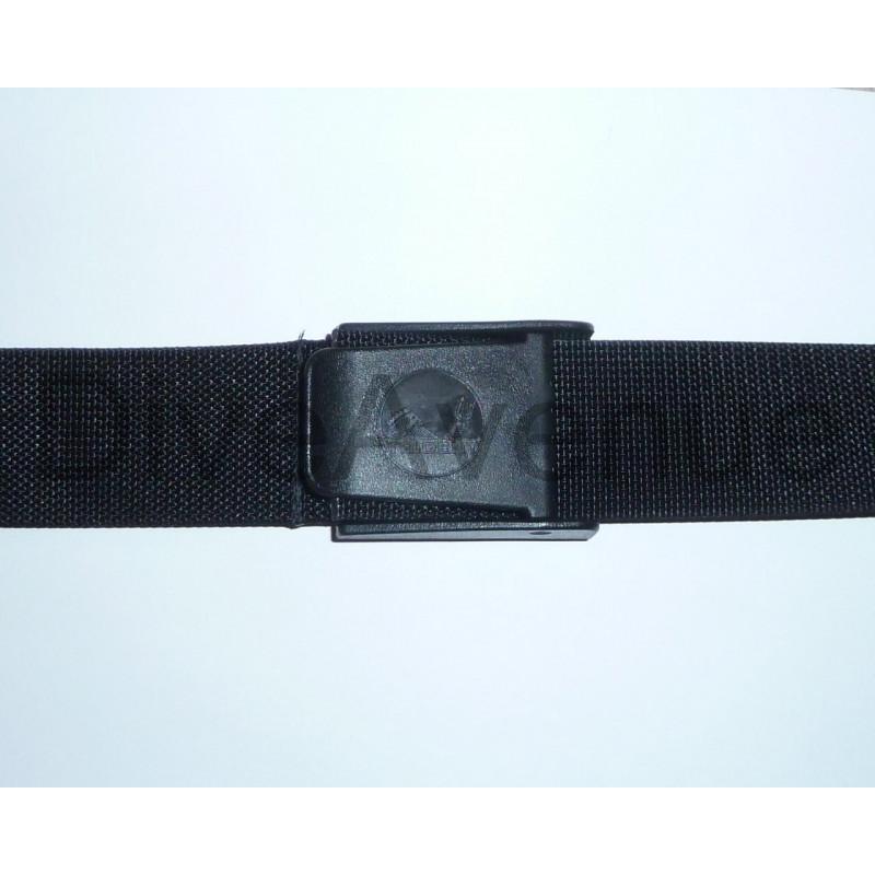 Scuba diving weightbelt suspenders