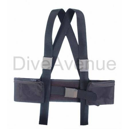 Weight harness with...