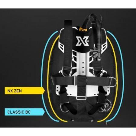 XDEEP Wing NX Zen Standard - 19kg