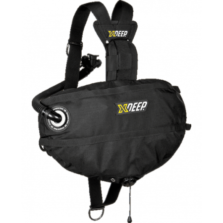 XDEEP STEALTH 2.0 Classic Wing Sidemount