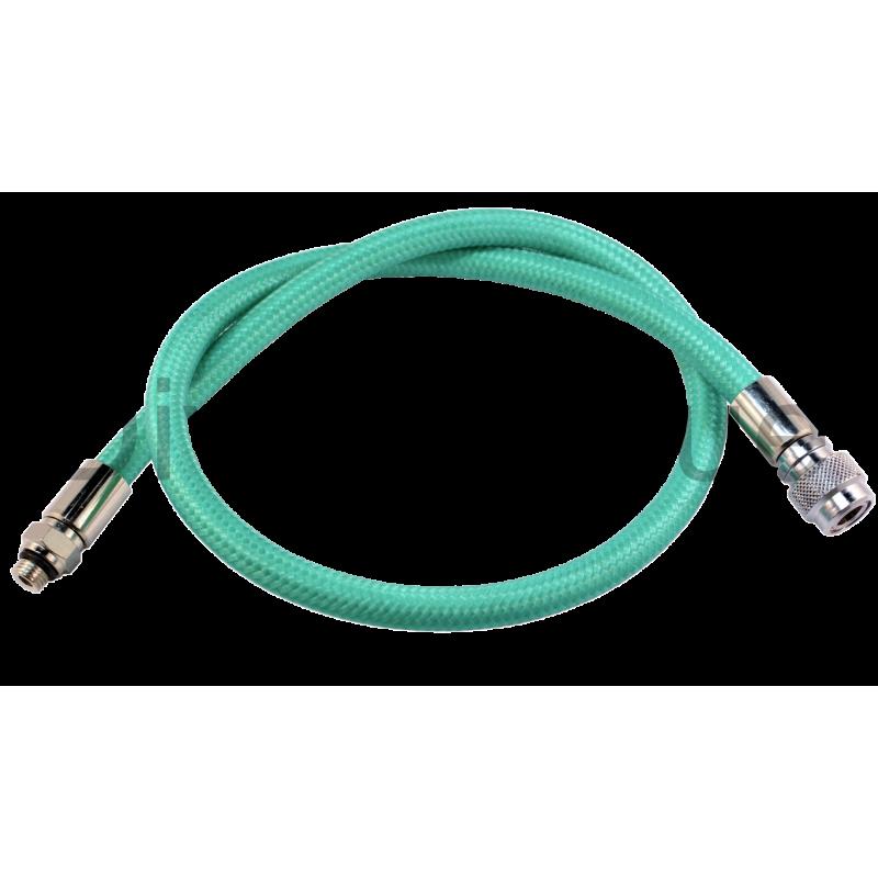 BCD hose 100cm nylon mesh black color choice