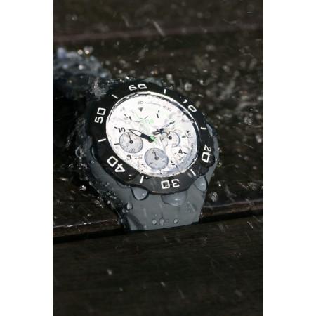 Bracelet silicone GRIS pour...