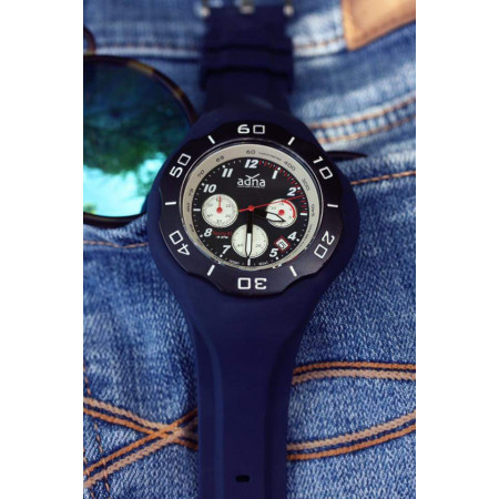Bracelet silicone BLEU NAVY...