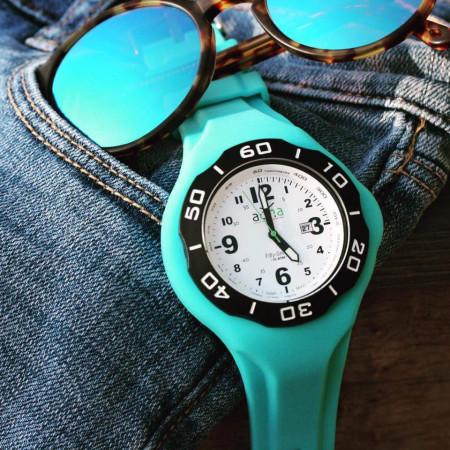 Bracelet silicone TURQUOISE...