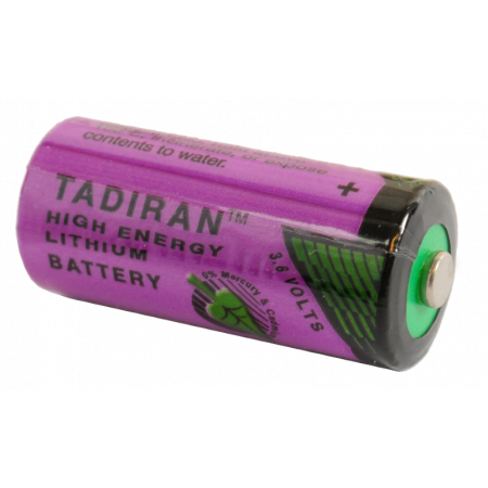Lithium cell 2/3AA format...