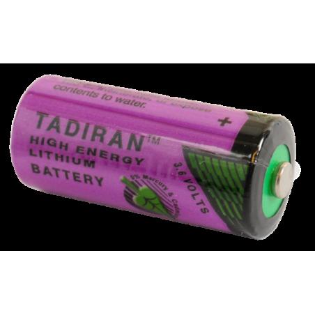 Pile lithium format 2/3AA 3.6V TADIRAN