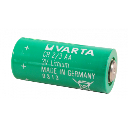 Pile lithium format 2/3AA...