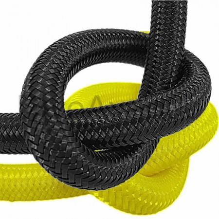 BCD hose 100cm nylon mesh black color choice