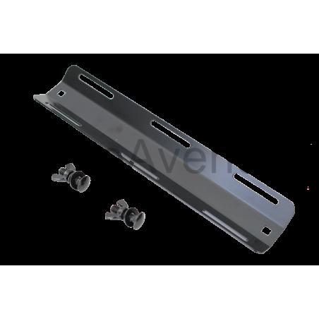 STA adaptateur inox NOIR pour mono-bloc