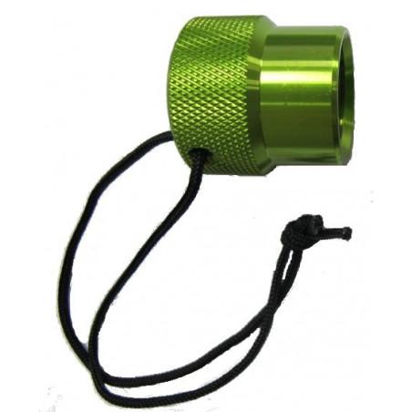 Bouchon M26 femelle vert