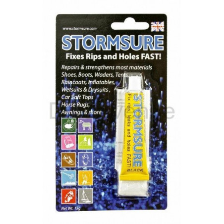 STORMSURE neopren glue 15grams BLACK