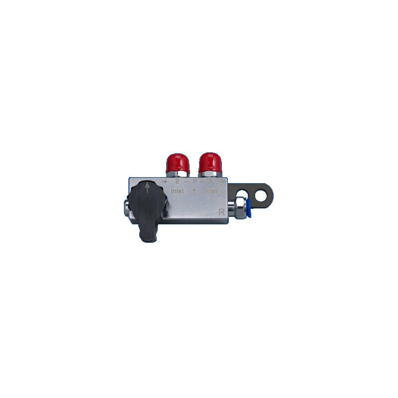 Répartiteur de gaz sortie droite