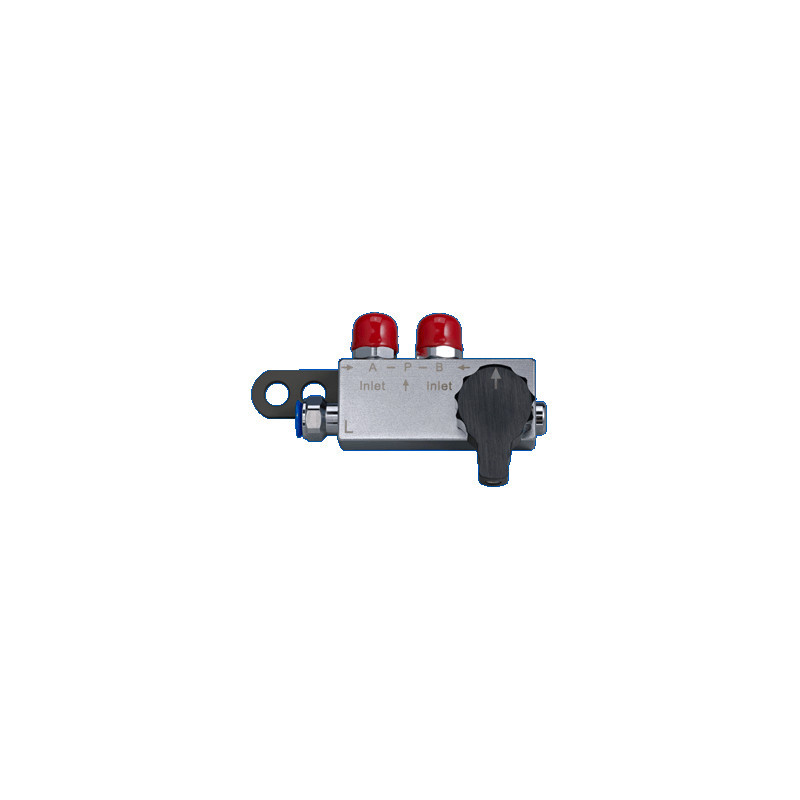 Répartiteur de gaz main gauche