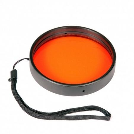 """IKELITE clip-on filter for scuba housing 3.9 """"/ 99 mm"""