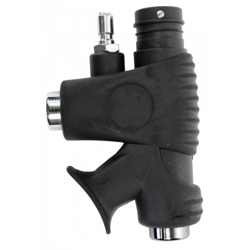Inflator Pro X01 Tech stainless steel buttons