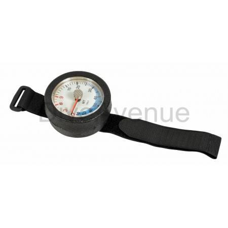 Profondimètre à aiguille trainante 0-80m avec bracelet