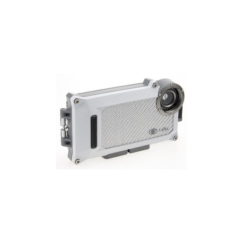 Caisson étanche pour iPhone 5 - I-Pix-A5B+ Argent