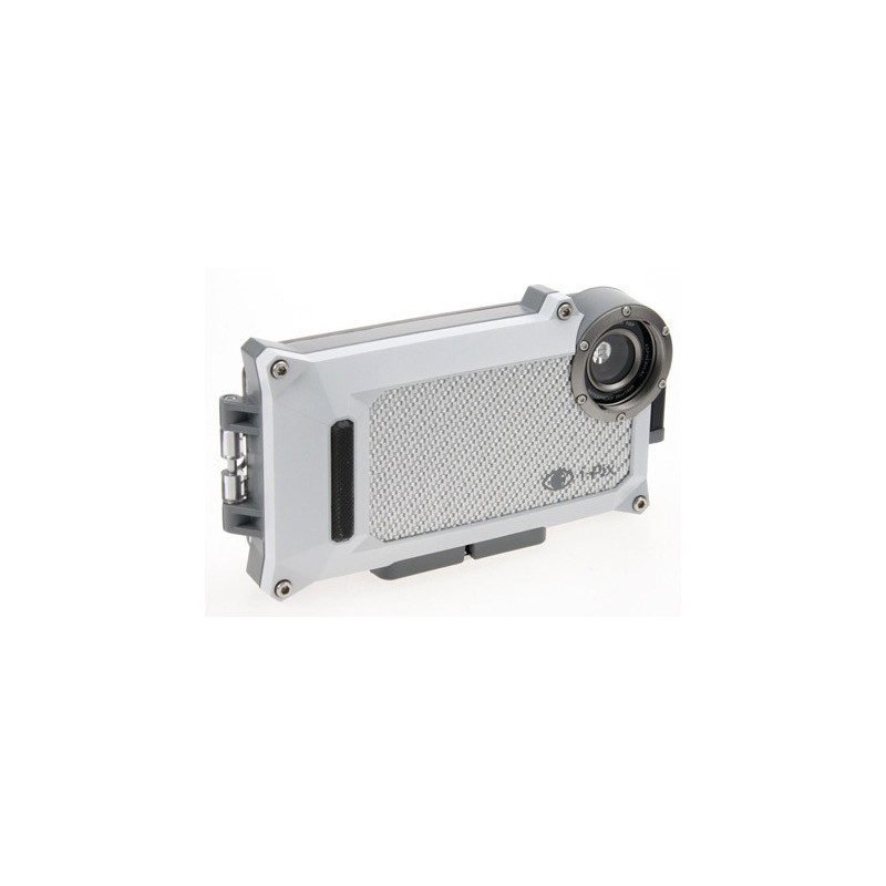 IPhone 5 waterproof housing I-Pix-A5B+ Silver