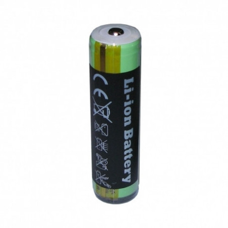 Batterie Lithium 18650 pour phare I-Torch 2600mAh