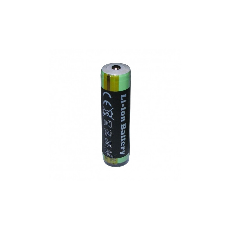 Batterie Lithium 18650 pour phare I-Torch 3400mAh
