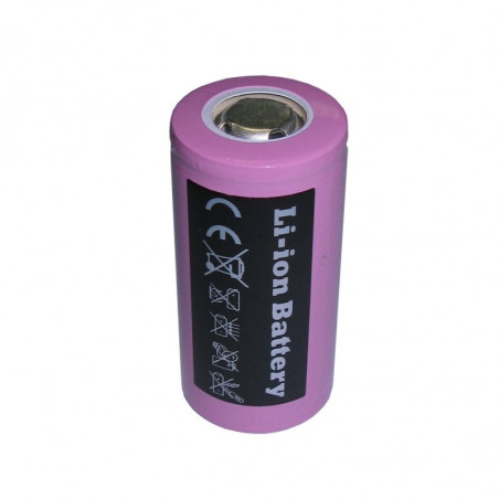 Batterie lithium i-Torch PRO6 et V25