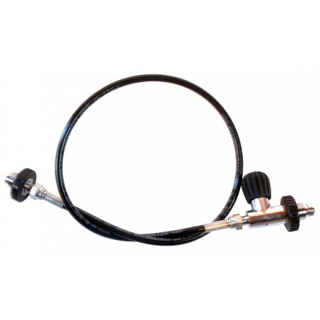 Equalizer set DIN-DIN 232bar 100cm long