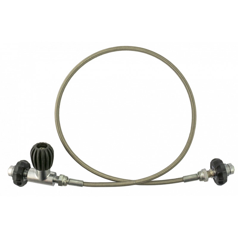 400bar DIN DIN oxygen transfer system