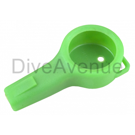 Green plastic protection for 52mm manometer
