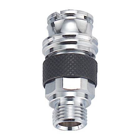 Quick connect female BOV / Regulator adaptor 9/16-18