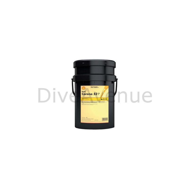Huile Shell Corena P150 - bidon 1 litre