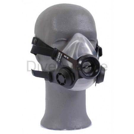 On-demand spare oxygen regulator mask