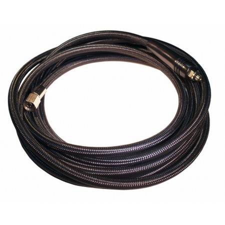 Nylon braided hose for...