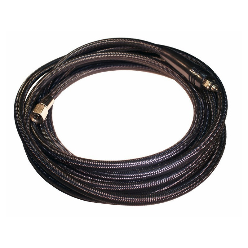 Nylon braided hose for narguilé up to 50m