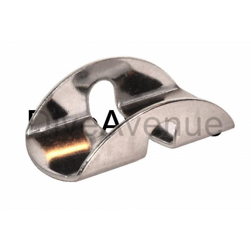 D-ring holder for diving tank