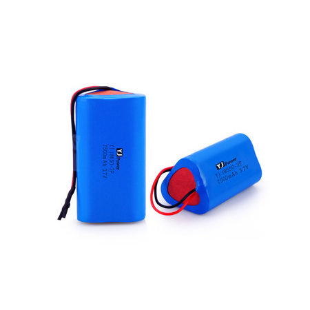 Batterie rechargeable Lithium-ion 3x18650 SCUBABLUE